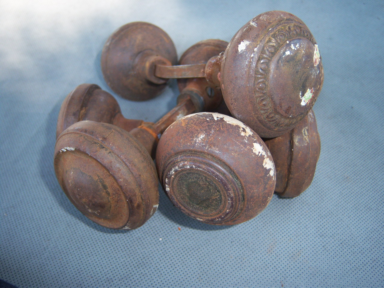 Old Is Better Than New - Antique Hardware from Doors or Cabinets ...